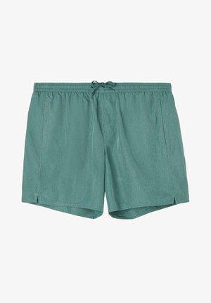 Swimming shorts - river green  melange