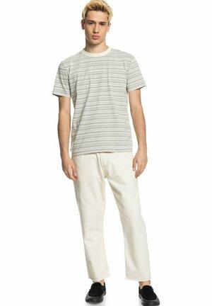 BLORA  - Print T-shirt - antique white blora