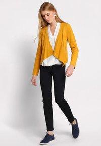 Cache Cache - Blazer - jaune moutarde - 1