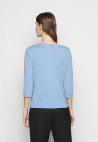 WEEKEND MaxMara - MULTIA - Long sleeved top - himmelblau - 2
