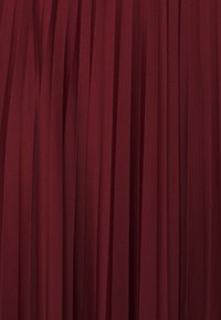 Esprit - PLEATED SKIRT - A-line skirt - bordeaux red - 2