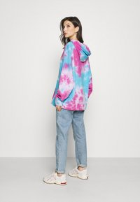 Jaded London - TIE DYE PRINT HOODIE - Hoodie - multi - 2