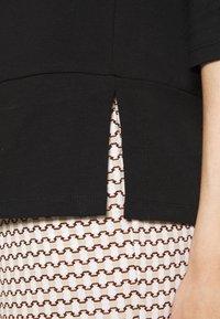 WEEKEND MaxMara - MULTIA - Long sleeved top - black - 5