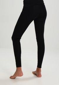 Schiesser - Pyjama bottoms - schwarz - 2