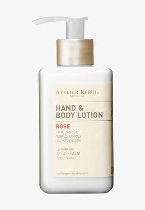 ROSE HAND & BODY LOTION 250ML - Moisturiser - -