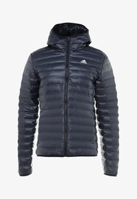 VARILITE HOODED DOWN JACKET - Giacca invernale - legend ink