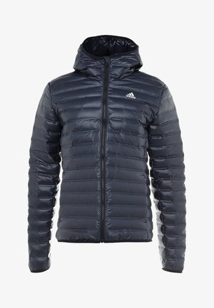VARILITE HOODED DOWN JACKET - Chaqueta de invierno - legend ink