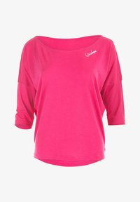 Winshape - MCS001 ULTRA LIGHT - Long sleeved top - deep pink - 3