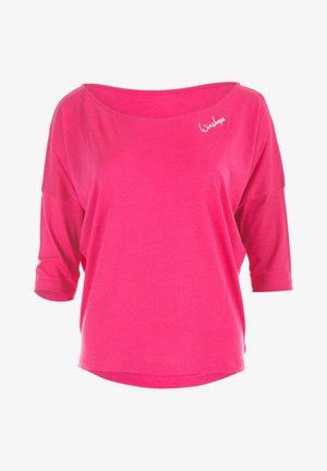 MCS001 ULTRA LIGHT - Camiseta de manga larga - deep pink