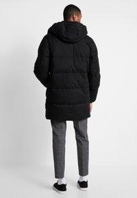 Calvin Klein - LONG LENGTH - Zimní kabát - black - 2