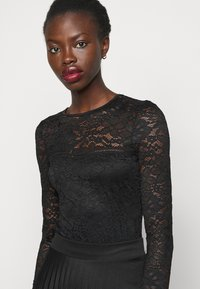 Anna Field Tall - Long sleeved top - black - 3