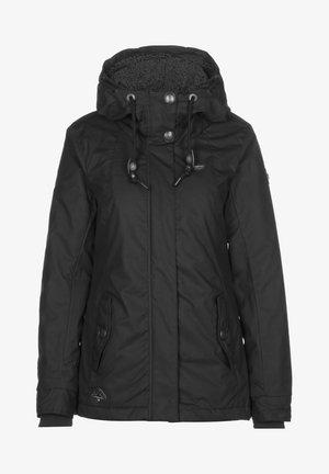 MONADE - Winter jacket - black