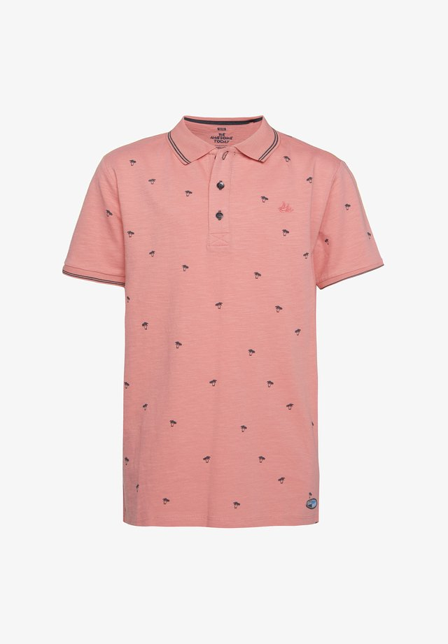 Polo shirt - old rose