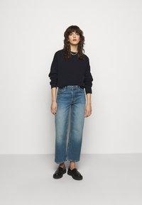 Boyish - MIKEY WIDE LEG - Flared Jeans - mirror - 1