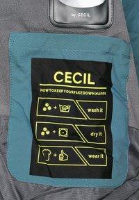 Cecil - Winter coat - grün - 5