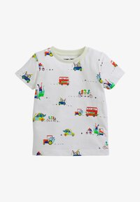 Next - T-Shirt print - grey - 0
