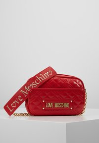 Love Moschino - Schoudertas - red - 0
