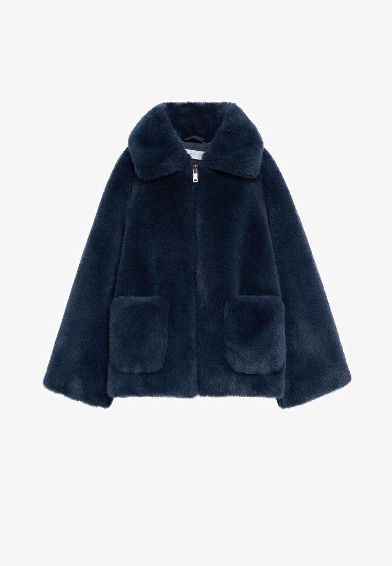 Mango - BOLITA7 - Winter jacket - dunkles marineblau