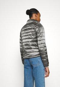 Opus - HALISA - Light jacket - slate grey melange - 2