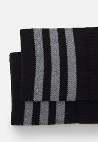 adidas Originals - CREW SOCK UNISEX 2 PACK - Strumpor - black - 1