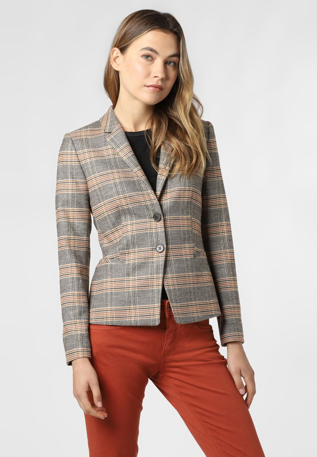 Blazer - schlamm orange