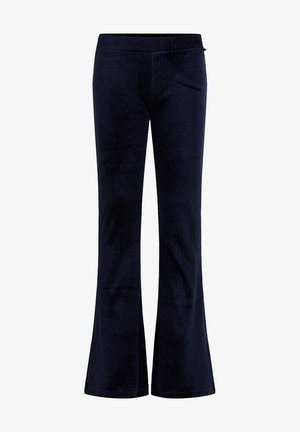 Trousers - dark blue
