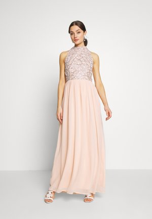 LEAF MAXI - Occasion wear - nude
