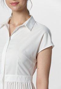 Apart - KLEID - Robe chemise - cream - 3