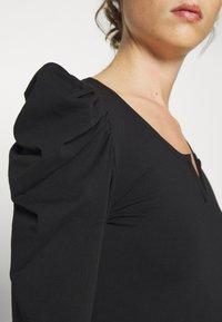 ONLY - ONLDREAM - Long sleeved top - black - 5