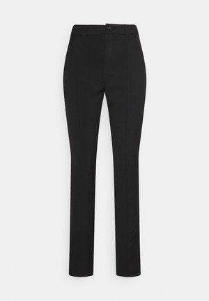 LANNI  - Trousers - black