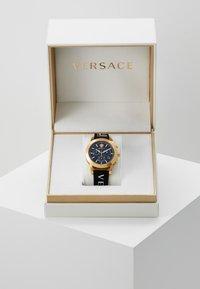 Versace Watches - SPORT TECH - Chronograph watch - black - 4