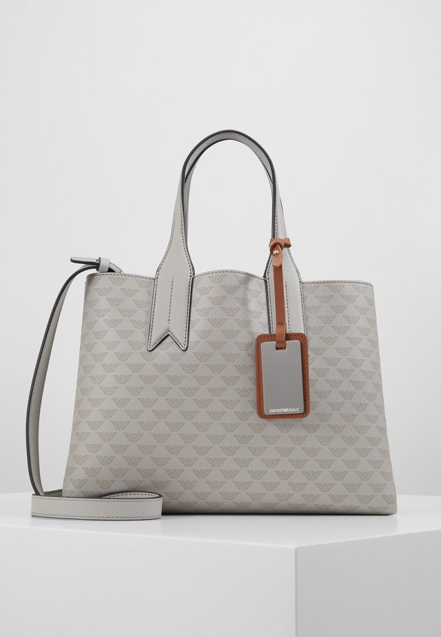 SATCHEL  - Handbag - grigio