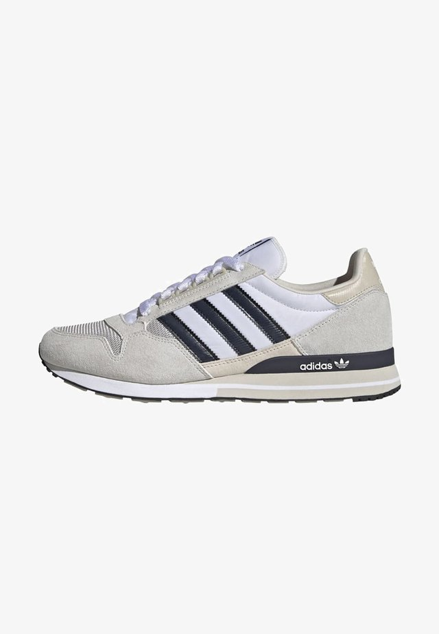 ZX 500 UNISEX - Sneakers laag - ftwr white legend ink grey one