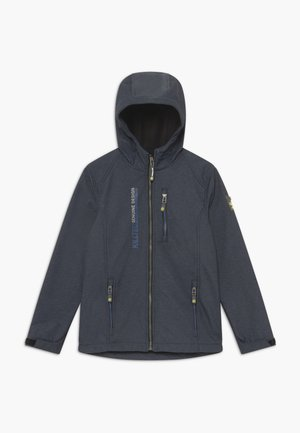 BANTRY  - Soft shell jacket - dunkel denim
