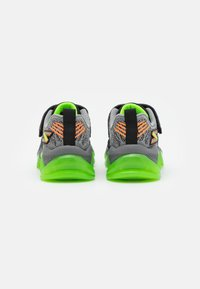 Skechers - MEGA SURGE - Trainers - black/lime/orange - 2