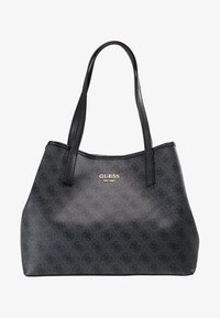 VIKKY SET - Handbag - dunkelgrau