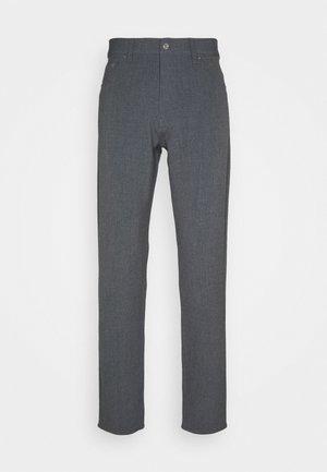 SUNDAY TROUSERS - Trousers - grey melange