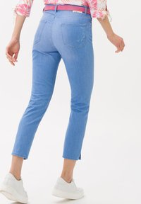 BRAX - STYLE MARY  - Straight leg jeans - used fresh blue - 2