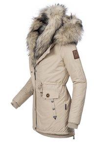 Navahoo - SWEETY - Winter coat - taupe - 2