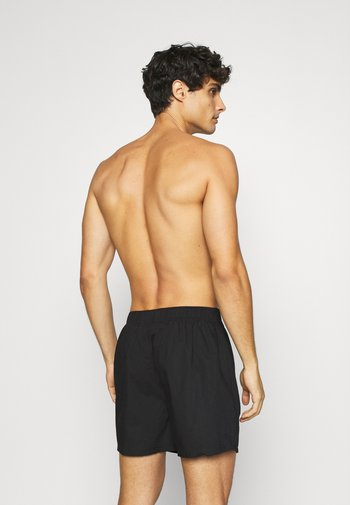 MEN PREMIUM CHECK 2 PACK - Boxer shorts - blue