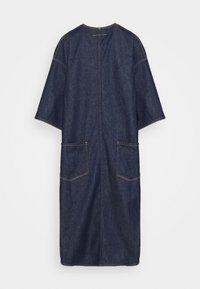 MM6 Maison Margiela - Denim dress - raw - 1