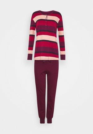 ANZUG LANG - Pyjama set - pflaume