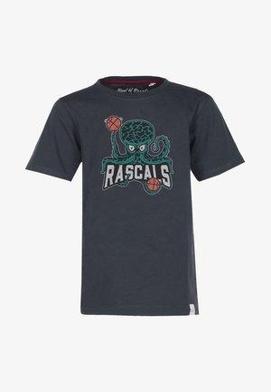 OCTOPUS - T-shirt med print - grey