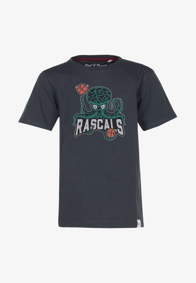 OCTOPUS - T-shirts print - grey