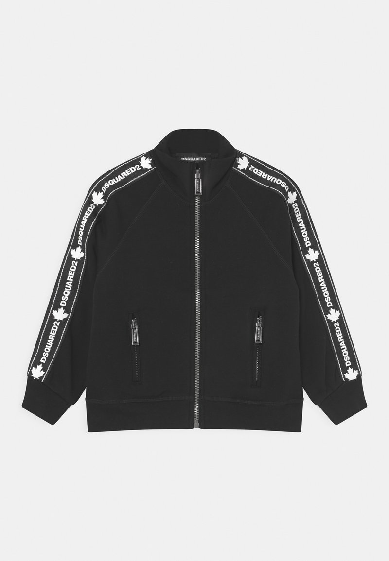 Dsquared2 - UNISEX - Mikina na zip - black