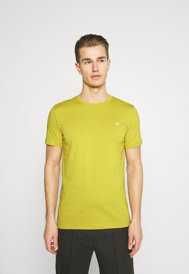 SHORT SLEEVE - Basic T-shirt - spring haze