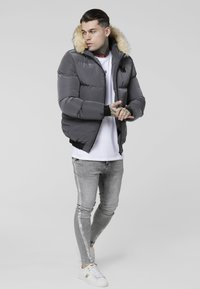SIKSILK - DISTANCE JACKET - Winterjas - grey - 1