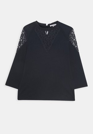 TISHIR - Long sleeved top - marine