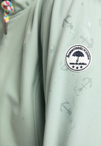 Schmuddelwedda - ANORAK - Outdoor jacket - smoke mint - 4