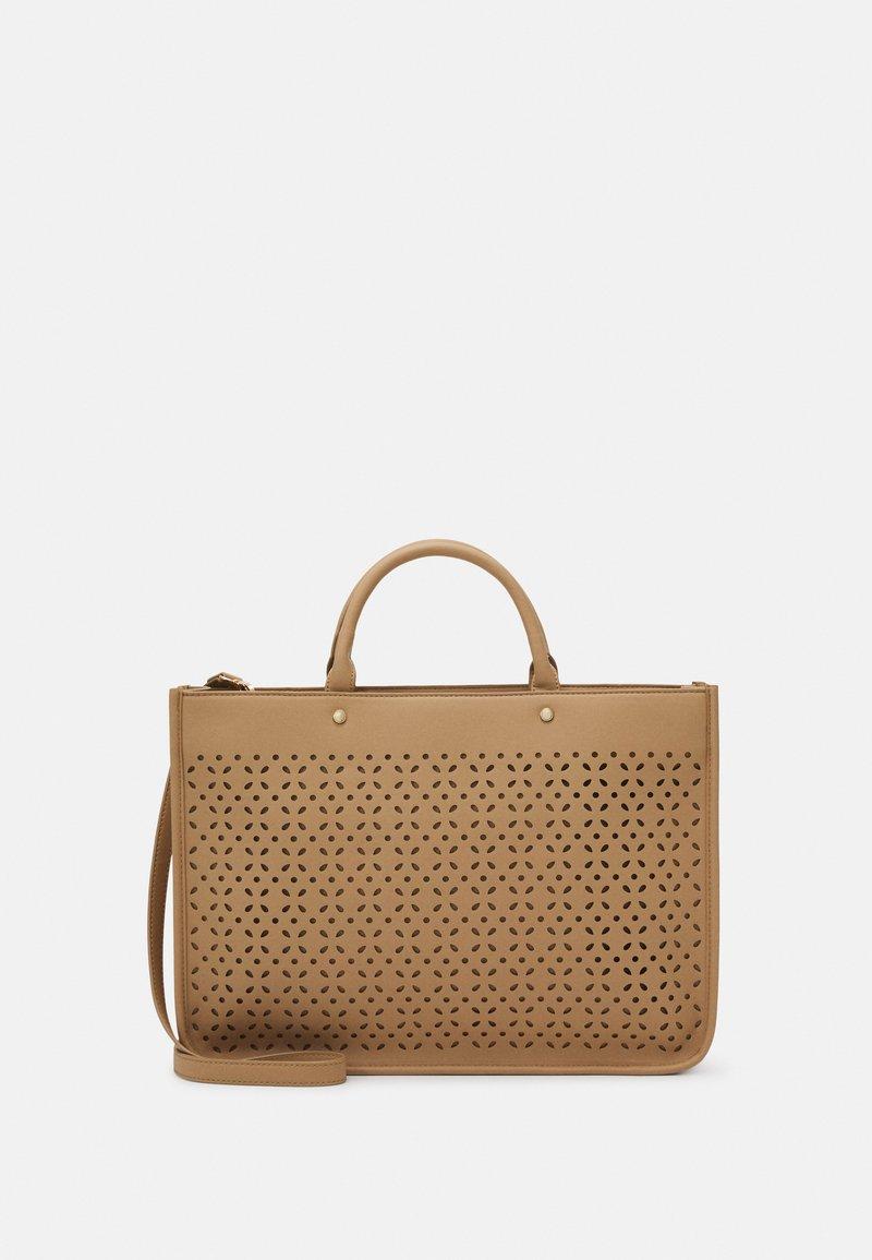 Anna Field - Laptop bag - beige